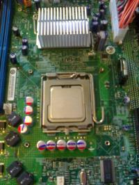 In goes the CPU